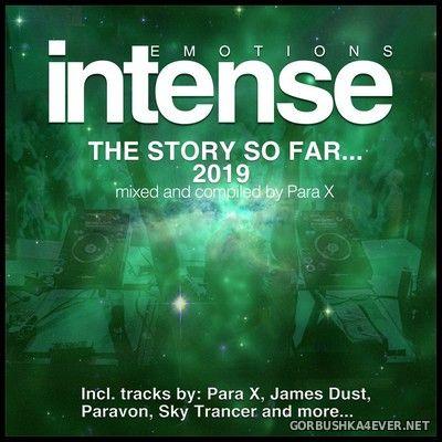 The Story So Far 2019 [2019] Mixed by Para X