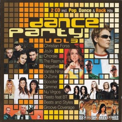 [Edel Records] Dance Party vol 3 [2004] / 2xCD