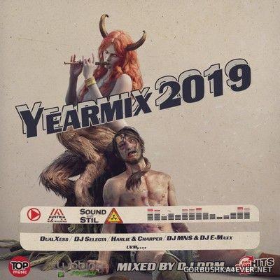 DJ DDM - Yearmix 2019 (Best Of) [2019]