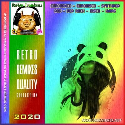 Retro Remix Quality Collection 390 [2020]