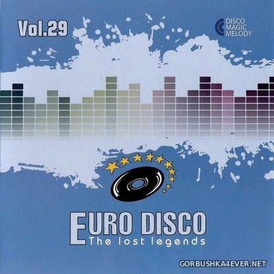 Euro Disco - The Lost Legends vol 29 [2019]