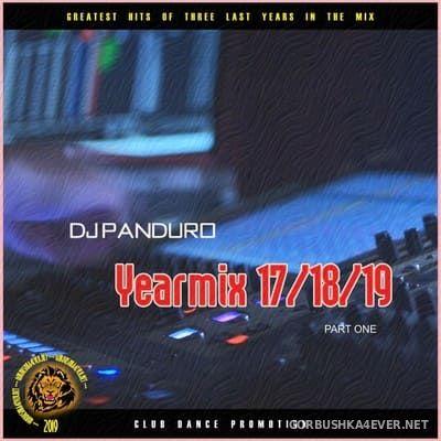 DJ Panduro - Yearmix 17/18/19 (Part 1) [2019]