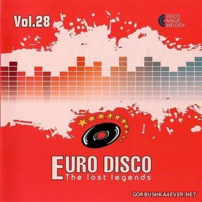 Euro Disco - The Lost Legends vol 28 [2019]