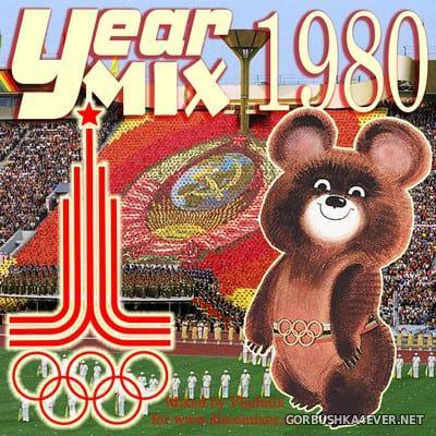 Yearmix 1980 [2019] Mixed by Vladmix