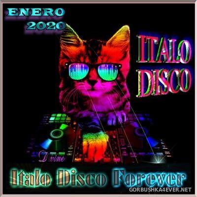 DJ Divine - Italo Enero Mix 2020