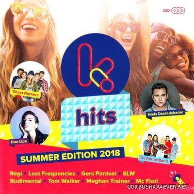 [CNR Music] Ketnet Hits - Summer Edition 2018 [2018] / 3xCD