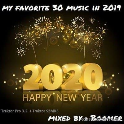 Happy New Year Mix 2020 [2019] Mixed By Boomer