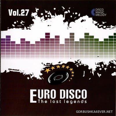 Euro Disco - The Lost Legends vol 27 [2019]