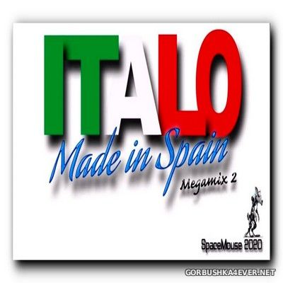 DJ SpaceMouse - Italo Made In Spain Megamix 2 [2020]