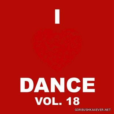 [The Saifam Group] I Love Dance vol 18 [2012]