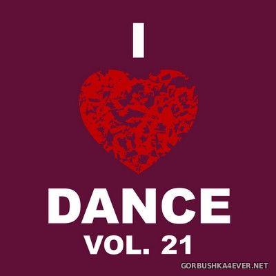 [The Saifam Group] I Love Dance vol 21 [2012]