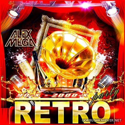 DJ Alex Mega - Retro Party 90х2000 [2020]