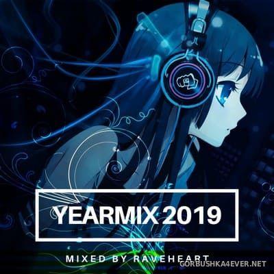 Raveheart - Yearmix 2019 [2019] / 2xCD