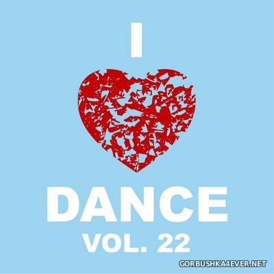 [The Saifam Group] I Love Dance vol 22 [2013]