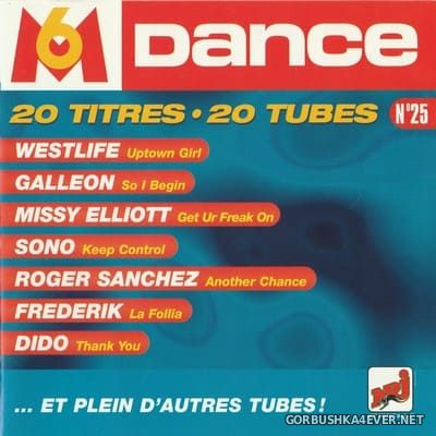 M6 Dance N°25 [2002]