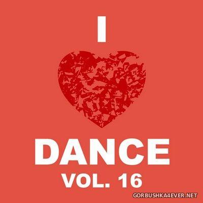 [The Saifam Group] I Love Dance vol 16 [2011]