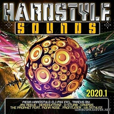 Hardstyle Sounds 2020.1 [2020] / 2xCD