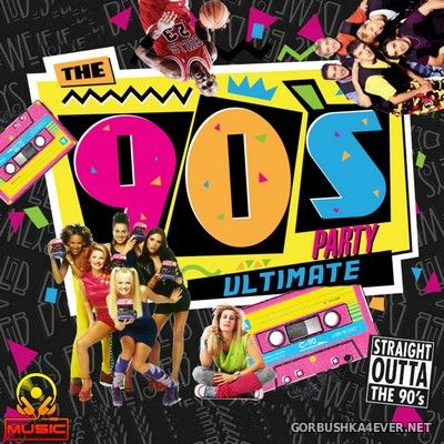 The Ultimate 90s Party Mix [2020] by Jose Palencia