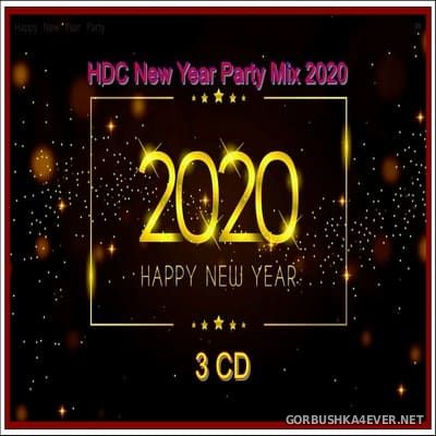 HDC New Year Party Mix 2020 [2020] / 3xCD