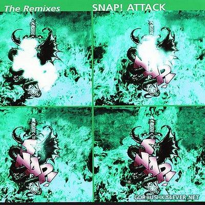 Snap! - Attack (The Remixes) vol 2 [2018]