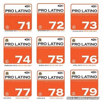 [DMC] Pro Latino vol 71 - vol 80 [2014-2015]