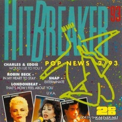 Hitbreaker - Pop News 1993.2 [1993] / 2xCD