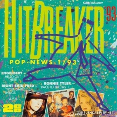 Hitbreaker - Pop News 1993.1 [1993] / 2xCD