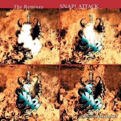 Snap! - Attack (The Remixes) vol 1 [2018]