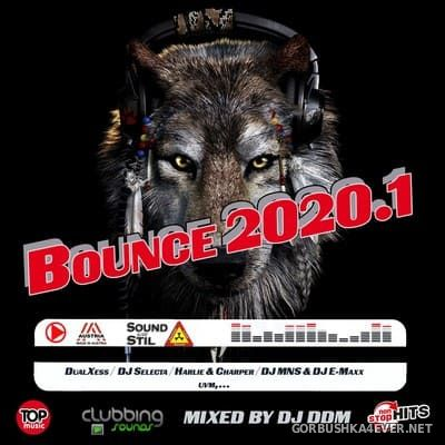 DJ DDM - Bounce 2020.1 [2020]