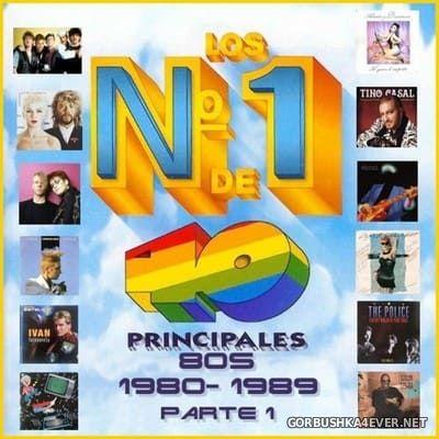 Los N°1 De 40 Principales 80's (Part I) [2020] by Jose Palencia