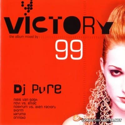 Victory 99 - The Compilation [1999] Mixed by DJ Pure
