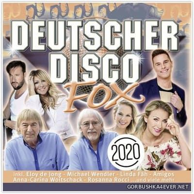 Deutscher Disco Fox 2020 [2020] / 2xCD