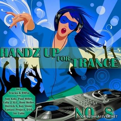 [Twitty Twister] Handz Up For Trance No 8 [2010]