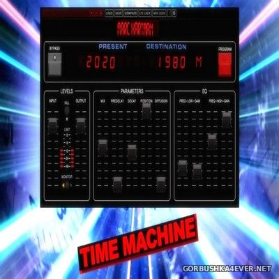Marc Hartman - Time Machine YearMix 1982 [2020]