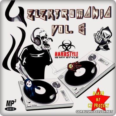 Elektro Mania 5 [2020] Mixed By CJ Project