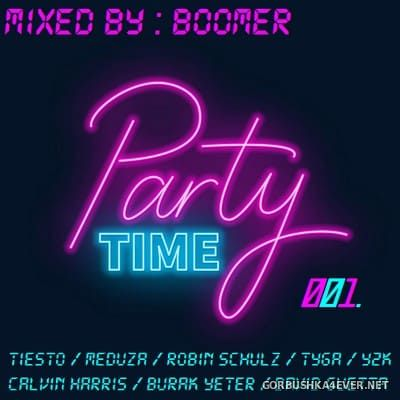 Party Time 001 [2020] Mixed by Boomer