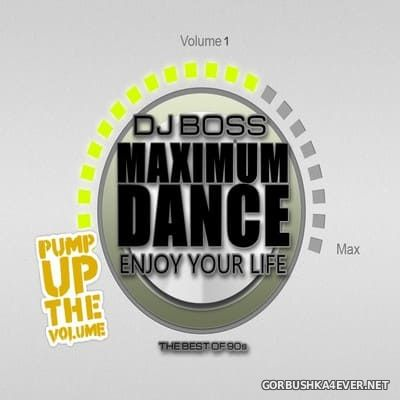Maximum Dance vol 1 [2020] / 3xCD / Mixed by DJ Ridha Boss