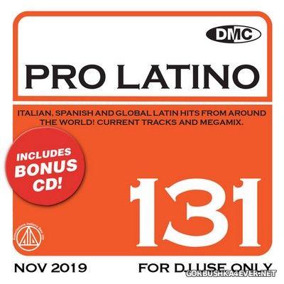 [DMC] Pro Latino vol 131 [2019] / 2xCD