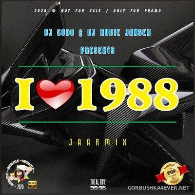 DJ CodO & DJ Rudie Jansen - Jaarmix 1988 [2020] XXL Edition
