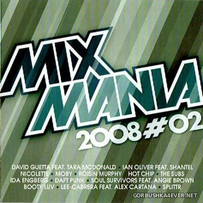 [EMI] Mixmania 2008#02 [2008] Mixed by Jan Godrie & Ronny Caslo