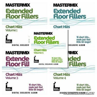 [Mastermix] Extended Floor Fillers - Chart Hits vol 01 - vol 05 [2011]