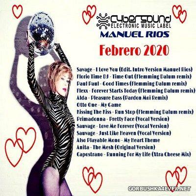DJ Manuel Rios - Febrero Mix 2020