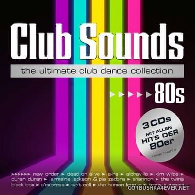 Club Sounds 80s [2020] / 3xCD