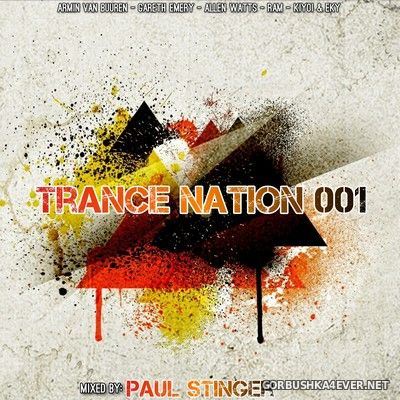 Trance Nation 001 [2020] Mixed By Paul Stinger
