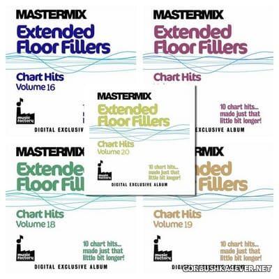 [Mastermix] Extended Floor Fillers - Chart Hits vol 16 - vol 20 [2012-2013]