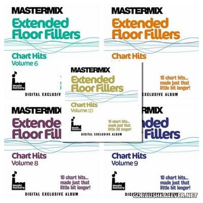 [Mastermix] Extended Floor Fillers - Chart Hits vol 06 - vol 10 [2011-2012]