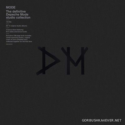 Depeche Mode - Mode (The Definitive Depeche Mode Studio Collection) [2020] / 18xCD