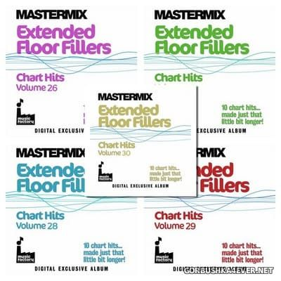 [Mastermix] Extended Floor Fillers - Chart Hits vol 26 - vol 30 [2013]