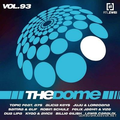 The Dome vol 93 [2020] / 2xCD