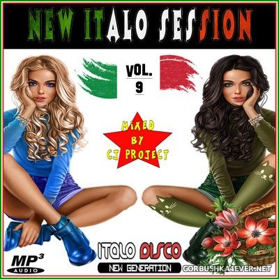 New Italo Session vol 9 [2020] Mixed by CJ Project